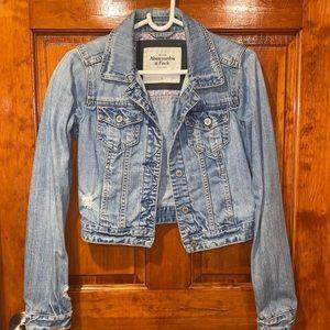 Abercombie & Fitch Denim Jacket